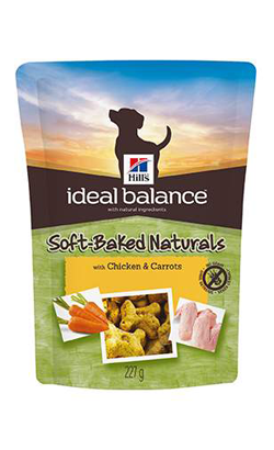 IB Canine Treats Chicken&Carrots 6x227g