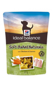 IB Canine Treats Chicken&Carrots 6x227g