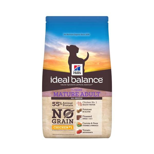 IB Canine Mature No Grain Chicken&Potato 2kg