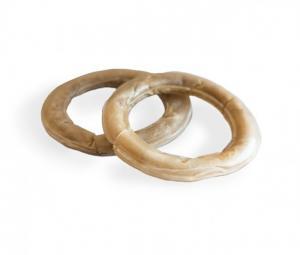 TE Pressed Ring Natural 15 cm 4 pcs