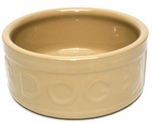 Keramikskål Dog 0,8 l MC 150 mm