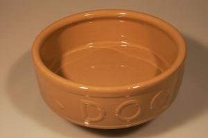 Keramikskål Dog 3 l MC 250 mm