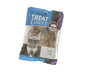 Treateaters Sliced Lung 200g