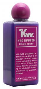 KW Vitt schampo 200 ml