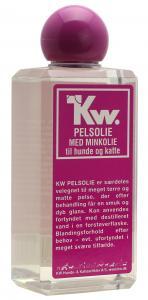 Minkolja/pälsolja KW 200 ml