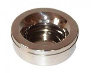 Non-splash bowl metal  0,7 L