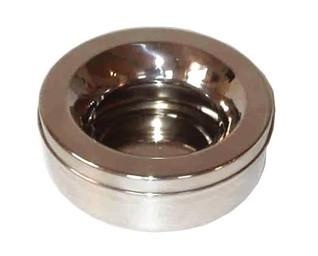 Non-Splash bowl metal 1,2 L