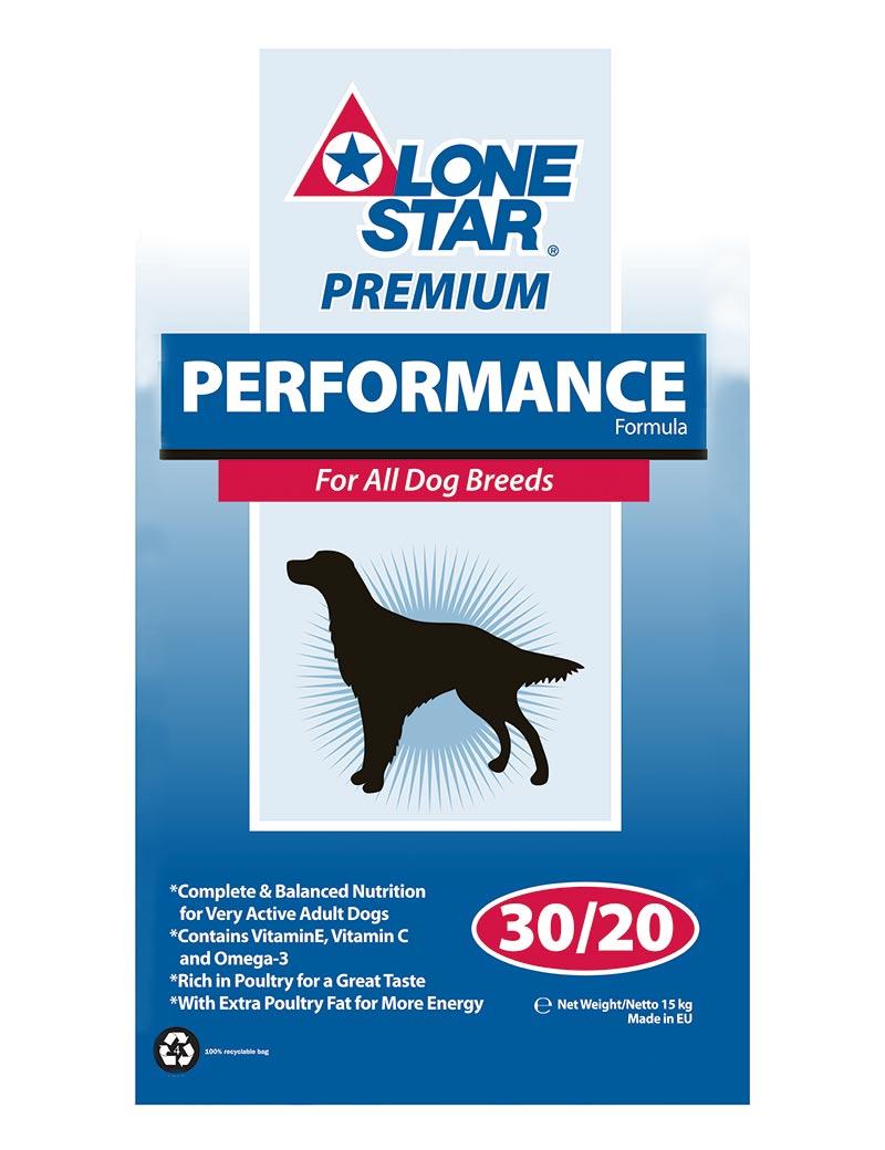 Lone Star Performance 15kg (Beställningsvara)