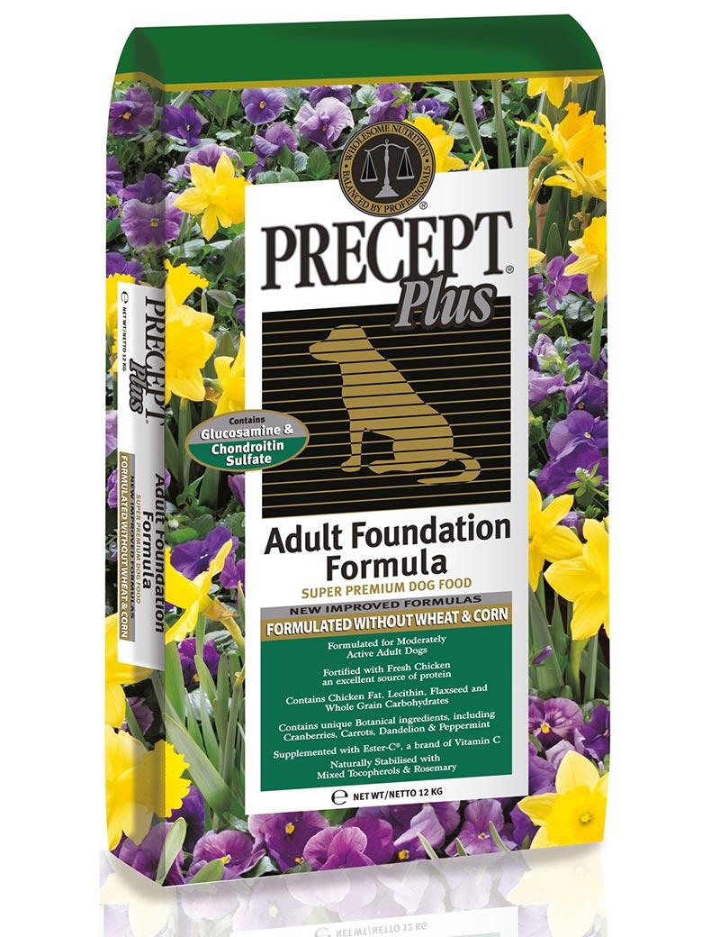 Precept Plus Foundation 12kg (Beställningsvara)