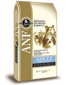 ANF Turkey & Barley 12kg (Beställningsvara)