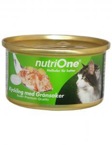 NutriOne Kyck. & grönsaker 85g