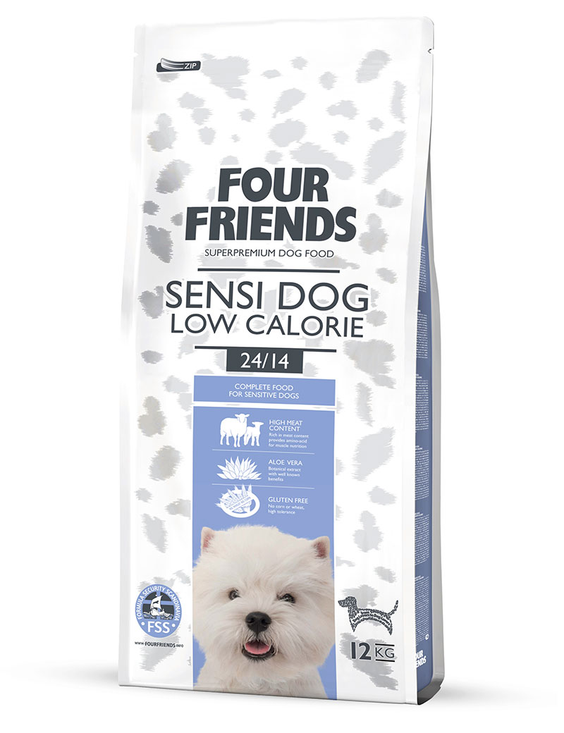 FourFriends Sensi Dog Low 1kg