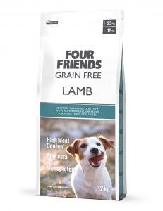 FourFriends Grain Free Lamb 17 (Beställningsvara för uppfödare)