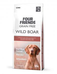 FourFriends Grain Free Wild Boar 17 (Beställningsvara för uppfödare)