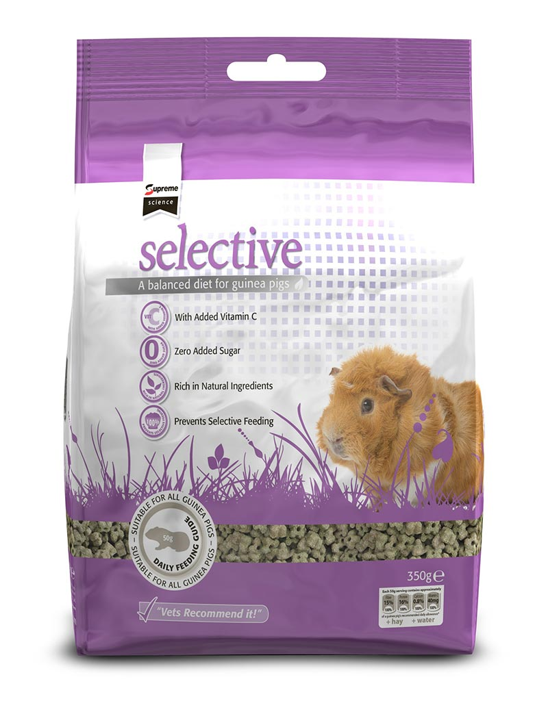 Sup Selective Guinea Pig 3kg