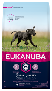 Euk Dog Puppy Large 18 kg
