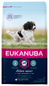 Euk Dog Adult Medium 15 kg