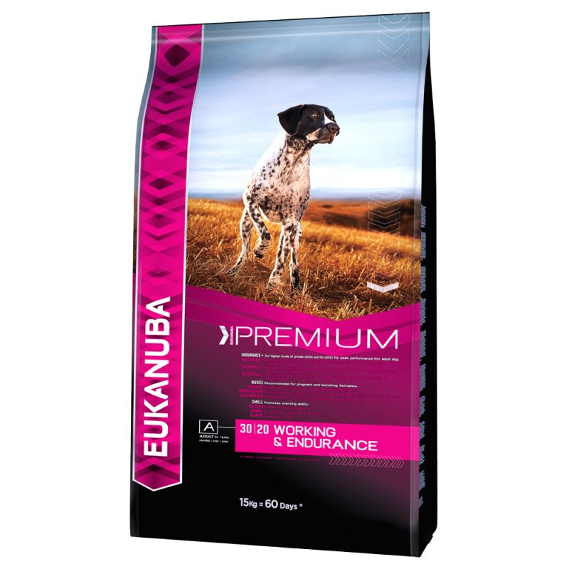 Euk Dog Ad Performance 19 kg, Breeder