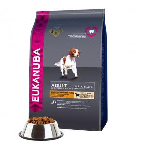 Euk Dog Ad Lamb & Rice 18 kg, Breeder