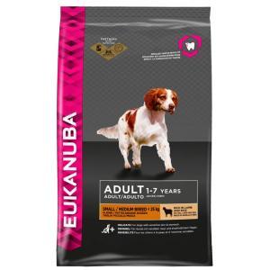 Euk Dog Ad Sm/Med Lamb & Rice 2,5 kg
