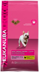 Euk Dog Ad Small Weight Control 3 kg