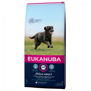 Euk Dog Adult Large 18 kg, Breeder