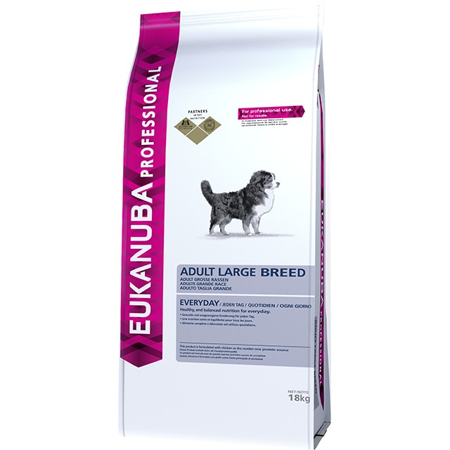 Euk Dog Large Ad Everyday 18kg
