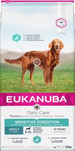 Euk Dog Daily Care Sens Digestion 12kg