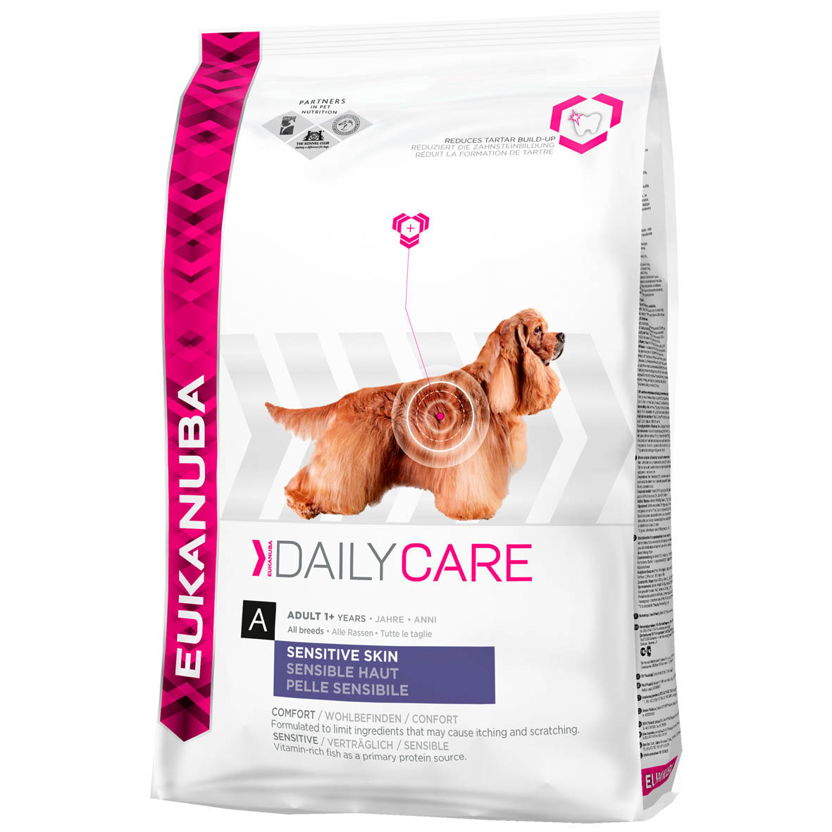 Euk Dog Daily Care Sens Skin 2,3 kg