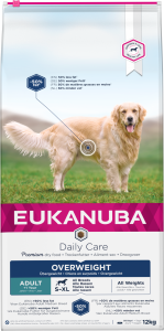 Euk Dog Daily Care Overweight 12 kg