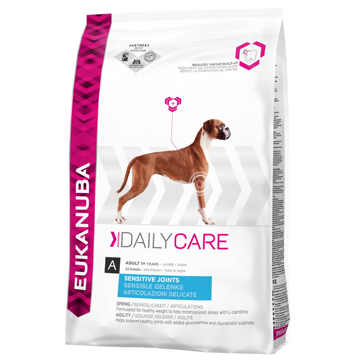 Euk Dog Daily Care Sens Joints 2,5 kg