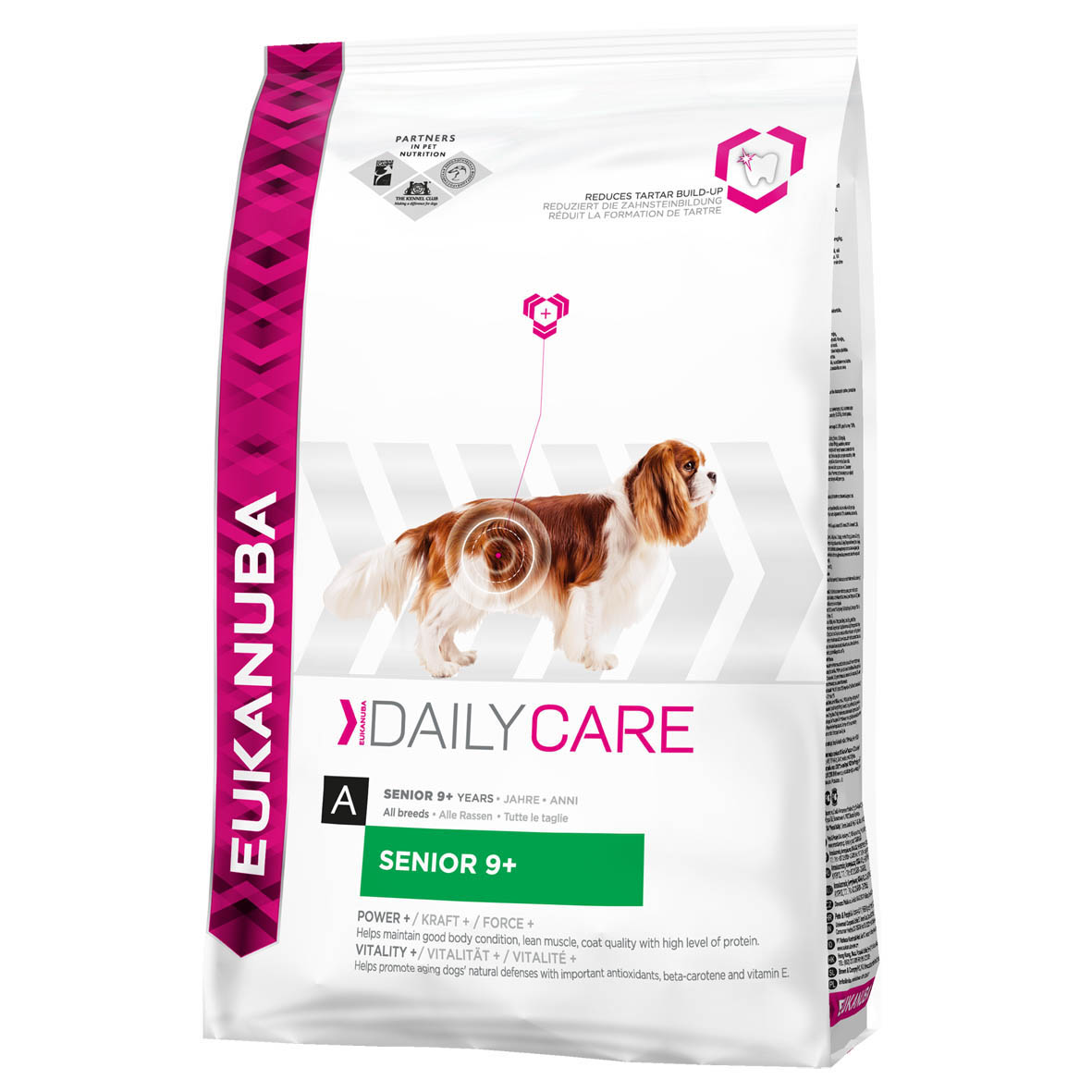 Euk Dog Daily Care Senior Plus 2,5 kg