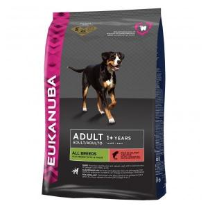 Euk Dog Ad Salmon & Rice 12 kg