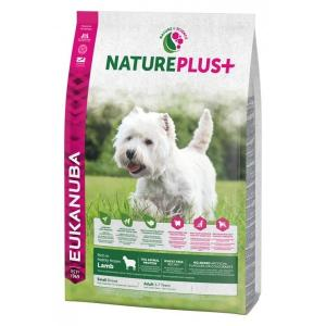 Euk Dog Nat + Ad Small Lamb 10 kg
