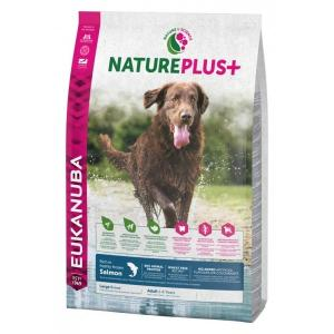 Euk Dog Nat + Ad Large Salmon 2,3 kg