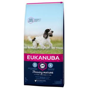 Euk Dog Mature Medium 15 kg