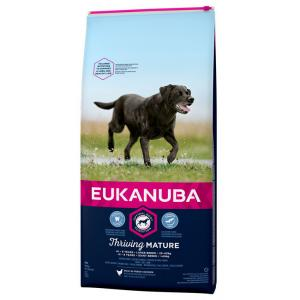 Euk Dog Mature Large 15 kg