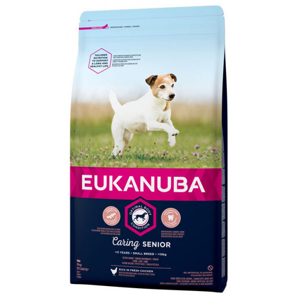 Euk Dog Senior Small 15 kg
