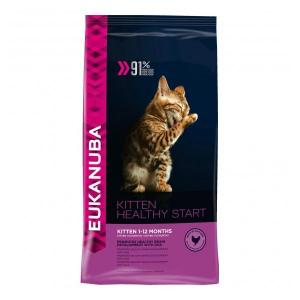 Euk Cat Kitten Healthy Start 2 kg