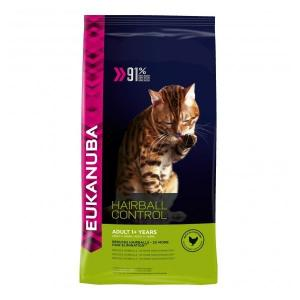 Euk Cat Hairball Control 4 kg