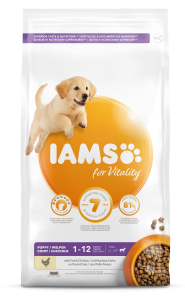 Iams Dog Pup & Jr Large 12 kg