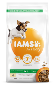 Iams Dog Adult S&M 12 kg