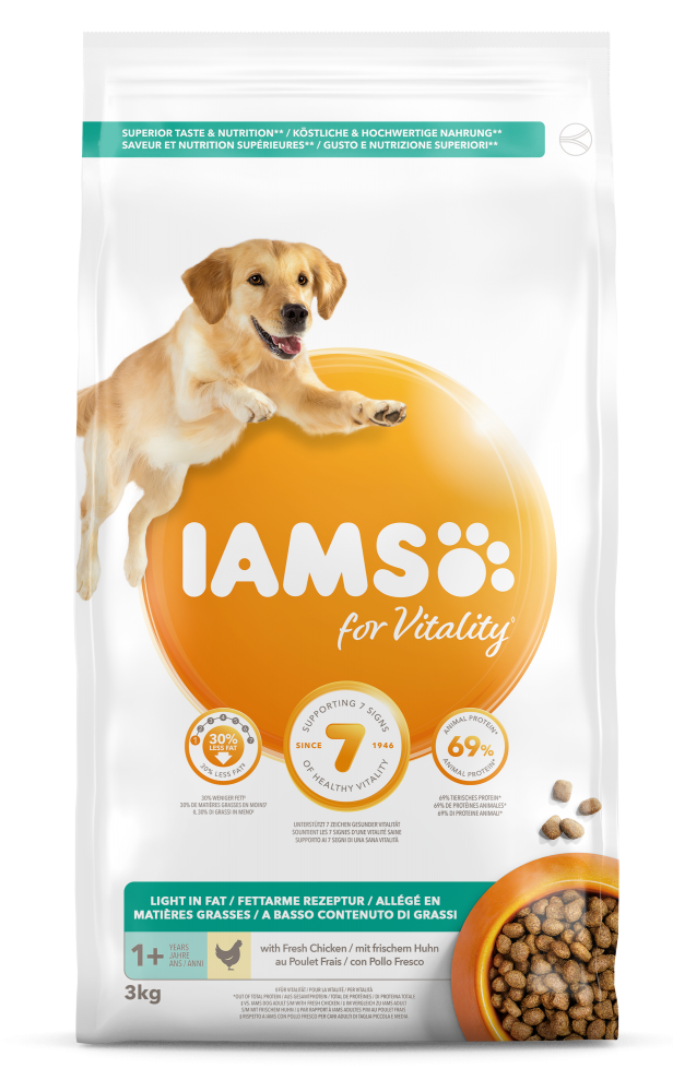 Iams Dog Adult Sterilised 12 kg