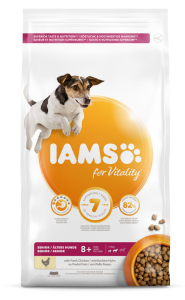 Iams Dog Senior & Mature 12 kg
