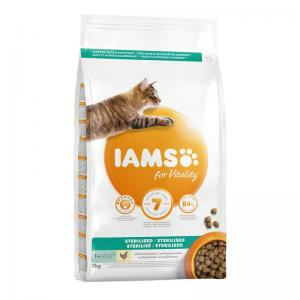 Iams Cat Ad Sterilised 2,55 kg