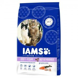 Iams Cat Ad Multi-Cat 15 kg