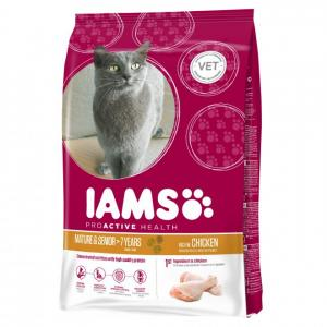 Iams Cat Senior/Mature 2,55 kg