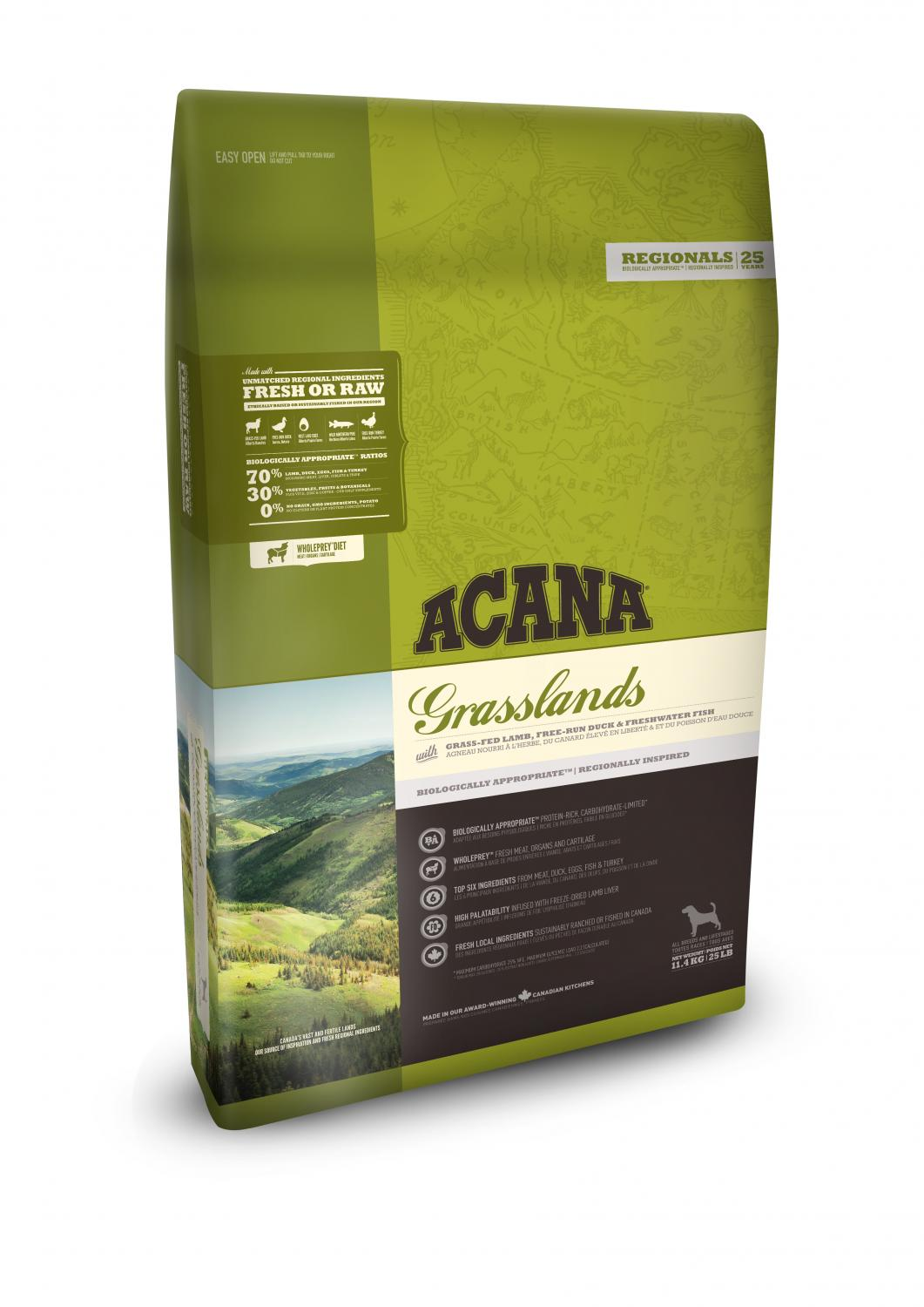 Acana Dog Grasslands 11,4 kg