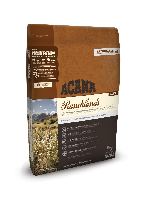 Acana Cat Ranchlands 5,4 kg