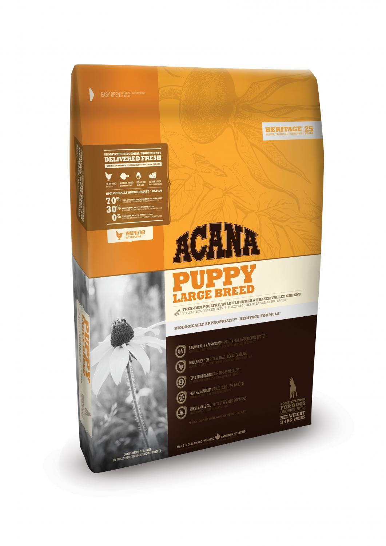 Acana Dog Puppy Large 11,4 kg